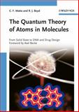 The Quantum Theory of Atoms in Molecules : From Solid State to DNA and Drug Design, , 3527307486