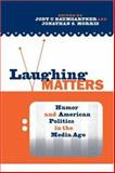 Laughing Matters 9780415957489