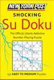 New York Post Shocking Su Doku, HarperCollins Publishers Ltd. Staff, 0062007491