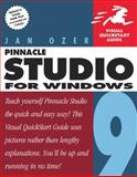 Pinnacle Studio 9 for Windows, Jan Ozer, 0321247493