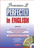 Pronounce It Perfectly in English, Jean Yates, 0764177494