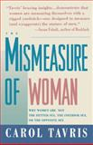 The Mismeasure of Women, Carol Tavris, 0671797492