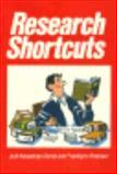 Research Shortcuts, Kesselman-Turkel, Judi and Peterson, Franklynn, 0809257491