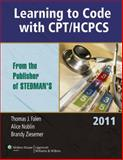 Falen - Learning to Code with CPT/HCPCS 2011 and Stedmans Medical Dictionary for the Health Professions and Nursing, Illustrated (Custom Edition) Package, Lippincott  Williams & Wilkins, 1451127499