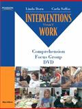 Interventions That Work : Comprehensions Focus Group, Dorn, Linda J. and Soffos, Carla, 0137007493