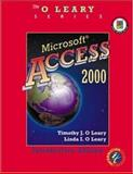 Microsoft Access 2000 Introductory Edition, O'Leary, Timothy and O'Leary, Linda I., 0072337494