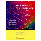 Distributed Databases Client/Server, Adriaans, Pieter and Zantinge, D., 020187749X
