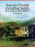 "Symphonies Nos. 8 and 9 (""New World"") in Full Score 0th Edition"
