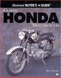Classic Honda Motorcycles, Silver, Bill, 0760307490