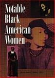 Notable Black American Women 9780810347496