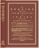 An Enquiry into the Use and Practice of Juries among the Greek and Romans : From Whence the Origin of the English Jury May Probably Be Deduced, Pettingal, John, 1584777494