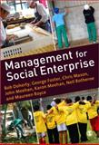 Management for Social Enterprise, Foster, George and Royce, Maureen, 1412947499