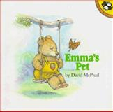 Emma's Pet, David McPhail, 0140547495
