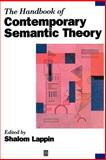 The Handbook of Contemporary Semantic Theory 9780631207498