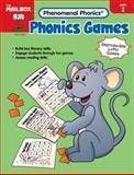 Phonics Games, The Mailbox Books Staff, 1562347497