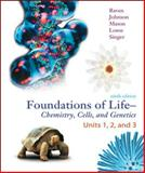 Foundations of Life - Chemistry, Cells, and Genetics, Raven, Peter and Johnson, George, 0077397509