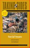 Clashing Views on Social Issues, Finsterbusch, Kurt, 0078127505