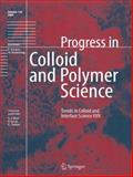Trends in Colloid and Interface Science XVII, , 3642057500