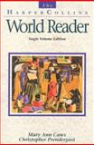HarperCollins World Reader, Prendergast, Christopher, 0065007506