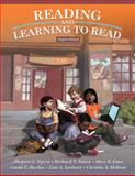 Reading and Learning to Read Plus MyEducationLab with Pearson EText, Vacca, Jo Anne L. and Vacca, Richard T., 0133007502