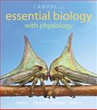 Campbell Essential Biology with Physiology Plus MasteringBiology with EText -- Access Card Package, Simon, Eric J. and Dickey, Jean L., 032196750X
