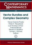 Vector Bundles and Complex Geometry, S. Ramanan, 0821847503