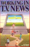 Working in T. V. News, Carl Filoreto and Lynn Setzer, 0914457500