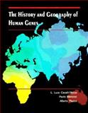 The History and Geography of Human Genes 9780691087504
