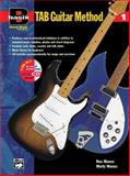 Basix TAB Guitar Method, Ron Manus and Morty Manus, 0882847503