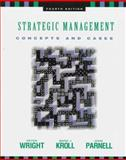 Strategic Management : Concepts and Cases, Kroll, Mark and Parnell, John A., 0136817505