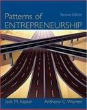 Patterns of Entrepreneurship Management, Kaplan, Jack M. and Warren, Anthony C., 047173750X