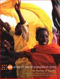 State of world Population 2005 : The promise of equality, gender equity, reproductive health and the Millennium Developments Goals, United Nations Population Fund, 0897147502