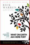 The Purpose Driven Life, Zondervan Publishing Staff and Rick Warren, 031033750X