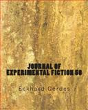 Journal of Experimental Fiction 50, Eckhard Gerdes, 1884097502