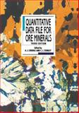 The Quantitative Data File for Ore Minerals, Criddle, A. J. and Stanley, C. J., 041246750X