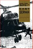 The Soviet-East German Military Alliance, Macgregor, Douglas A., 0521057507