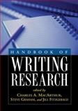 Handbook of Writing Research, , 1593857500