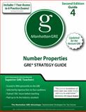 Number Properties GRE Strategy Guide, 2nd Edition, Manhattan GRE Staff, 1935707507