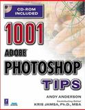 1001 Photoshop Tips, Anderson, Andy, 0761527516
