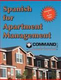 Spanish for Apartment Management, Command Spanish, 1888467517