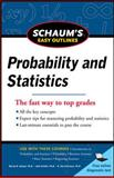 Schaum's Easy Outline of Probability and Statistics, Revised Edition, Schiller, John and Srinivasan, A., 0071777512