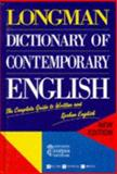 Longman Dictionary Of Contemporary English, Longman Publishing Staff, 0582237513