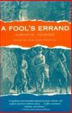A Fool's Errand 9780674307513