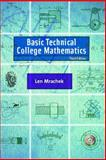 Basic Technical College Mathematics, Mrachek, Len and Komschlies, Charles G., 0130917516