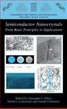 Semiconductor Nanocrystals : From Basic Principles to Applications, Cefros, A. L. and Lockwood, David J., 0306477513