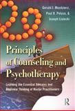 Principles of Counseling and Psychotherapy : Learning the Essential Domains and Nonlinear Thinking of Master Practitioners, Lisiecki, Joseph and Mozdzierz, Gerald J., 0415997518