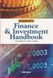 Finance and Investment Handbook, John Downes and Jordan Goodman, 0764167510