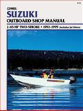 Suzuki Outboard - 2-65 Hp Two-Stroke, 1992-1999, Clymer Publications Staff and Penton Staff, 0892877510
