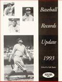 Baseball Records Update 1993, , 091013751X