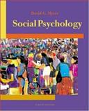 Social Psychology with SocialSense and PowerWeb, Myers, David, 0072977515